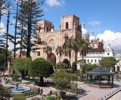 Cuenca scene