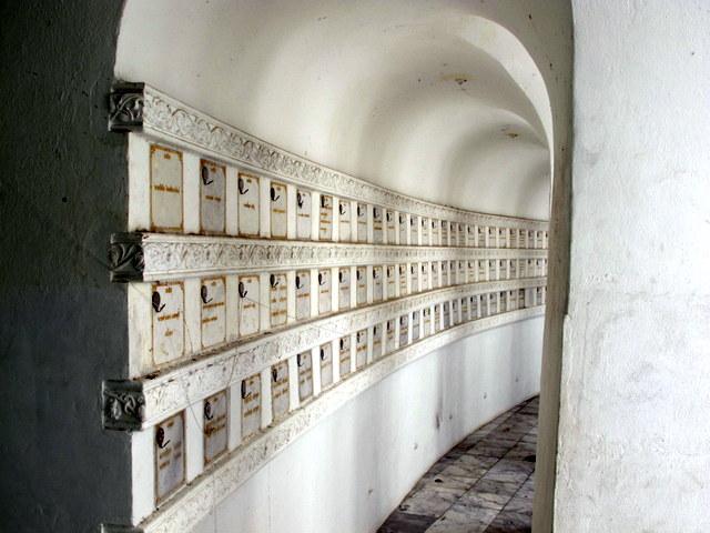 Bone storage at Wat Prayoon
