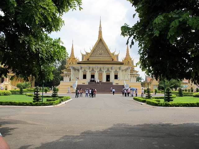 The Royal Palace,,,Phnom Penh, Cambodia