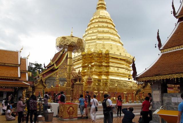 Wat Doi Suthep Pagoda