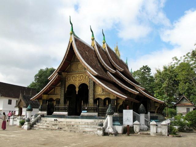 Vat Xieng Thong in Luang Prabang, Laos