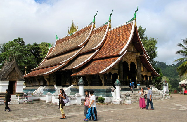 THE PEARL OF THE ORIENT…Luang Prabang, Laos