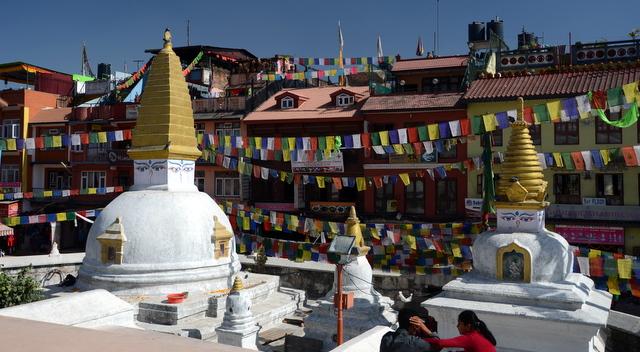 Kathmandu…a city of temples.
