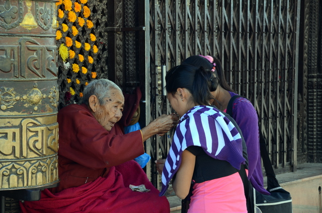 Kathmandu...a city of temples