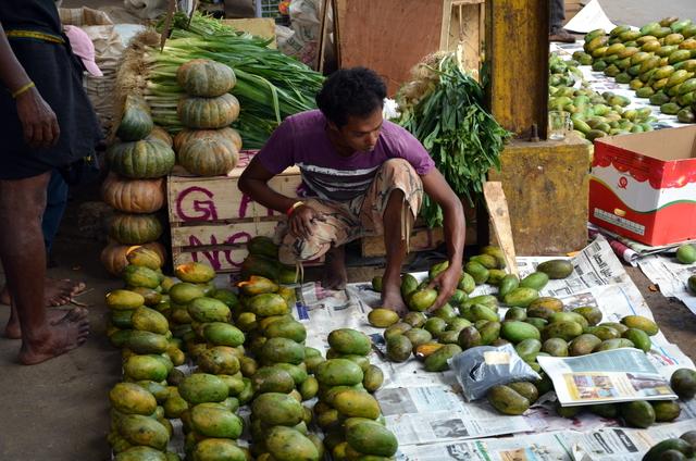 Pettah Fruit Market