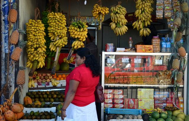 Shop in Kandy, Sri Lanka