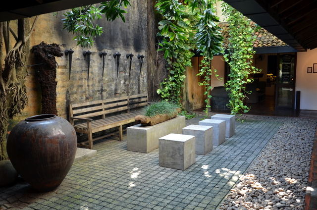 Where 39 s bosco now for Courtyard designs in sri lanka