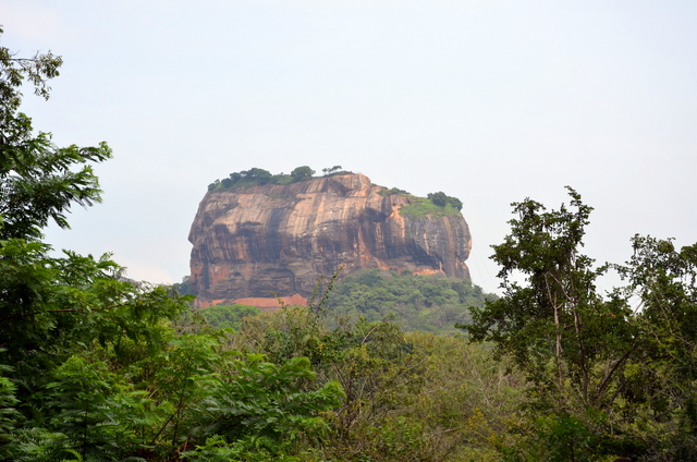 Sigiriya...an ancient city