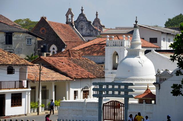 Galle Fort, Sri Lanka