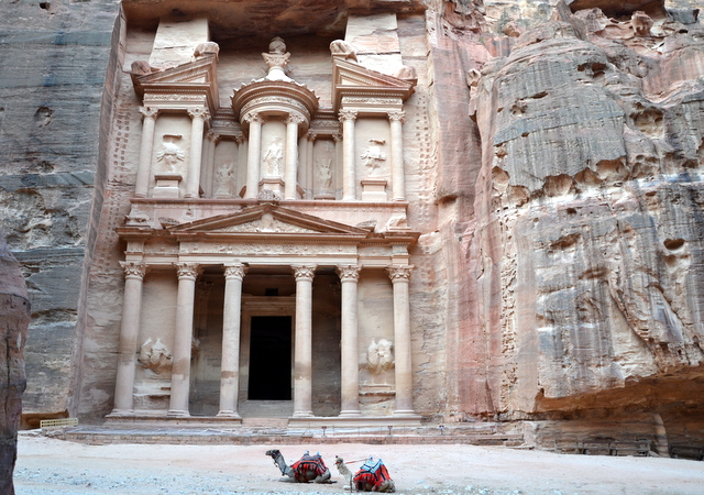 Petra…Ancient Capital of the Nabataeans