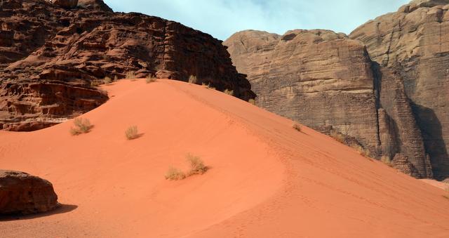 Wadi Rum…a majestic landscape in Jordan