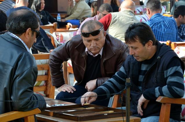 Turkish me playing games