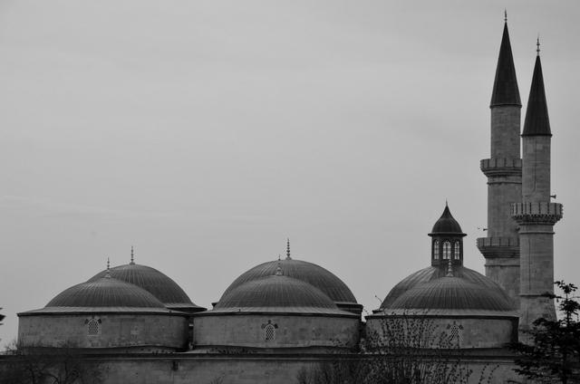 Edirne's Grand Mosque