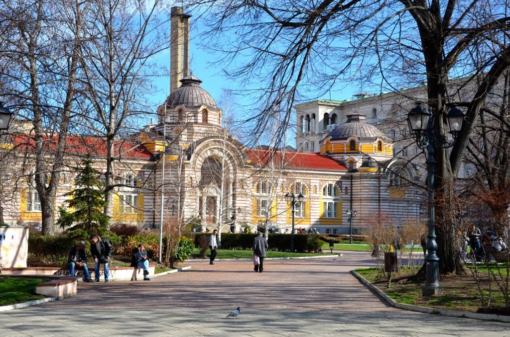 Bulgarian Romantic Architecture in Sofia