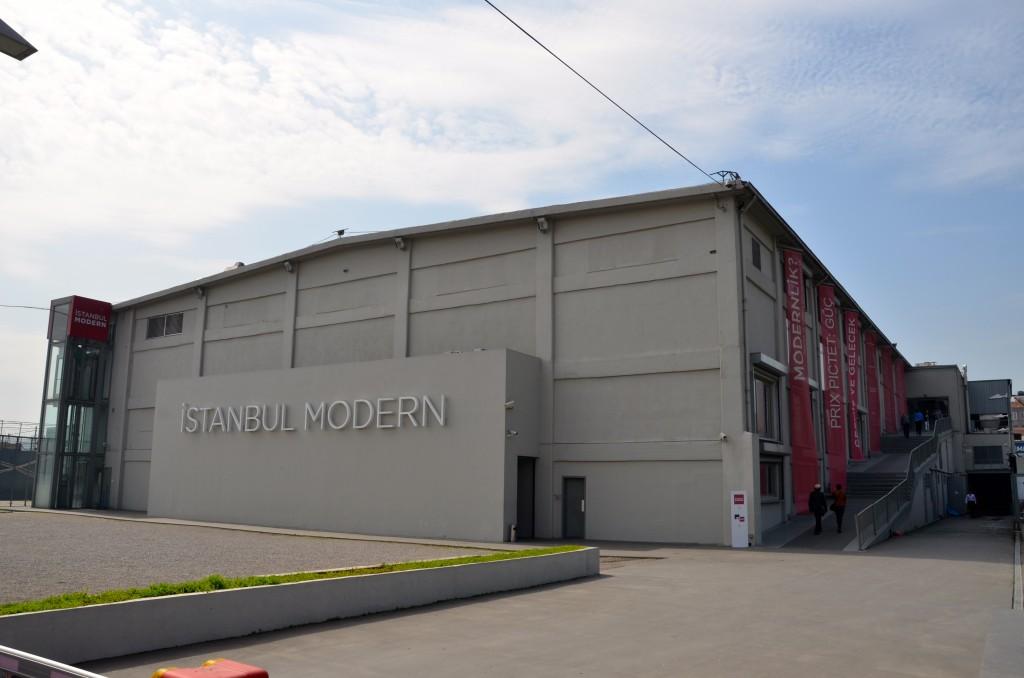 stanbul Modern Museum