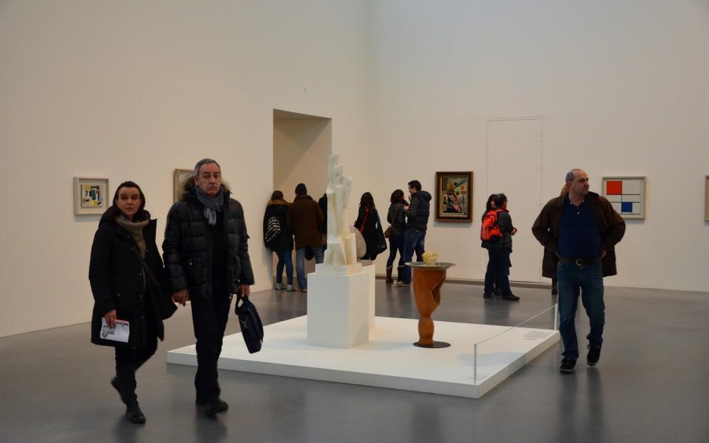 New Tate Art Museum, London