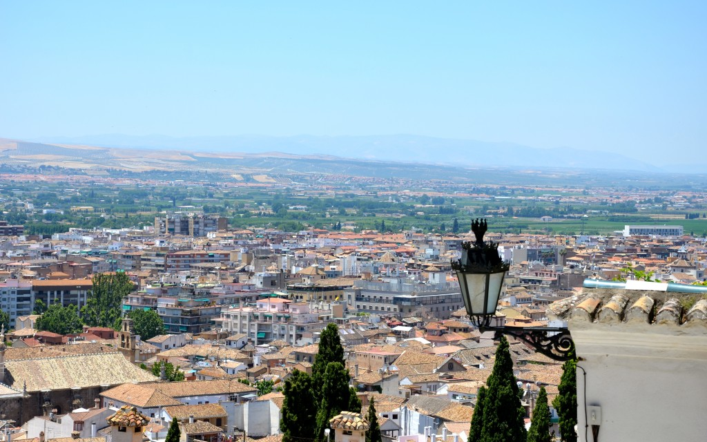 Granada...last stop on my Spanish tour