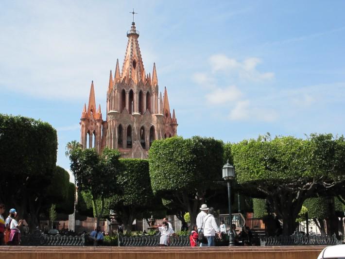 Summer in San Miguel de Allende