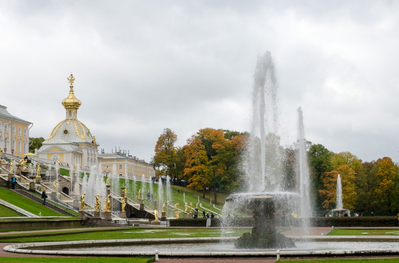 Exploring more of St. Petersburg, Russia
