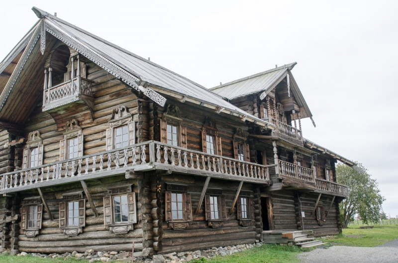 Kizhi Island...UNESCO World Heritage Site