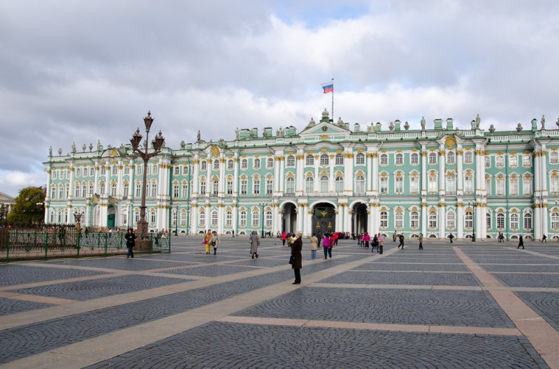 A Visit to St. Petersburg