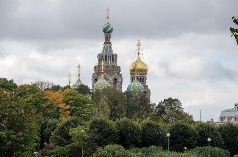 A Visit to St. Petersburg