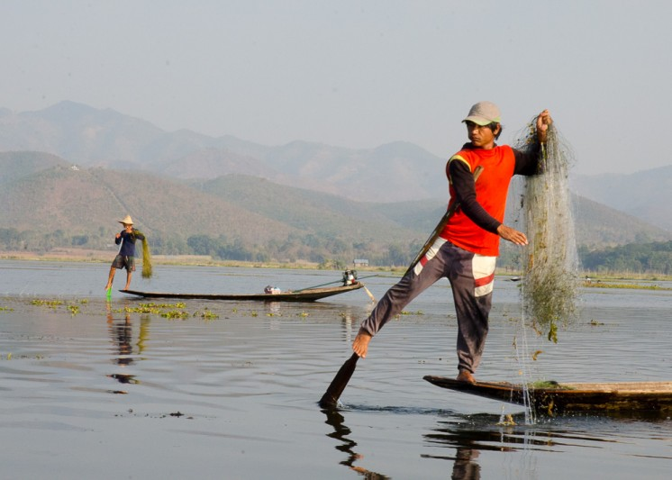 Experiencing the essence of Myanmar...Inle Lake