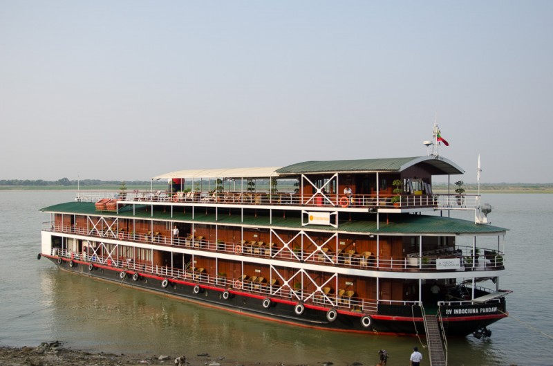 Mandalay... a city of misfortune!
