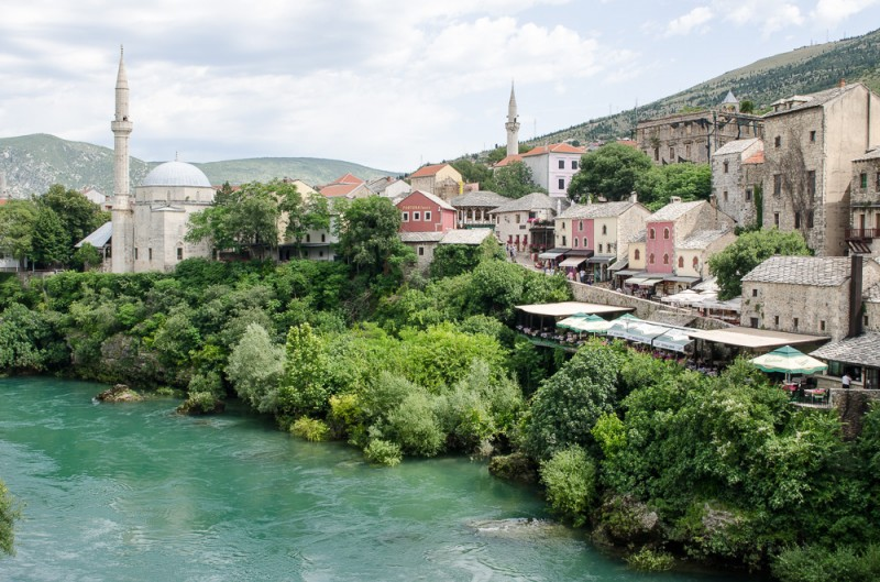 Moving on to Mostar