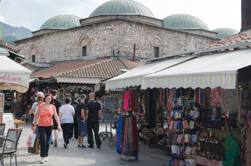 Sarajevo…Where East Meets West.